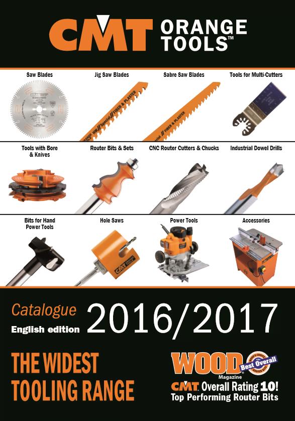 Vi säljer CMT fräsverktyg